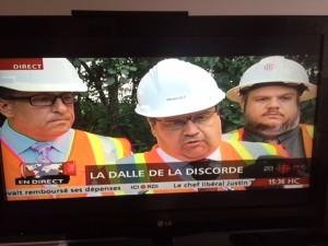 Denis Coderre Postes Canada