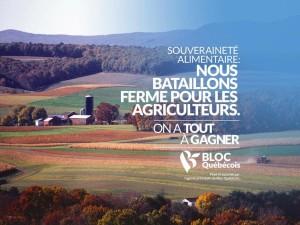 publicité bloc québécois