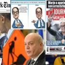 gains et déficits médiatiques