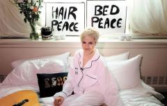 Geneviève Borne - 50e du Bed-In