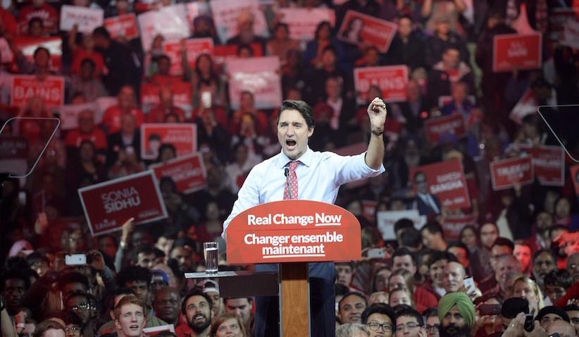 Trudeau ontario